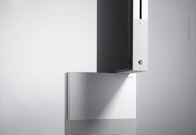 Дизайнер Xbox One S показал арты консоли на этапе разработки