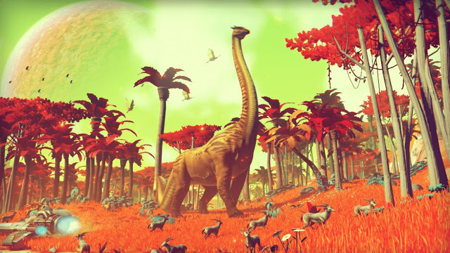 Файлы игры No Man's Sky намекают на выход проекта на Xbox One
