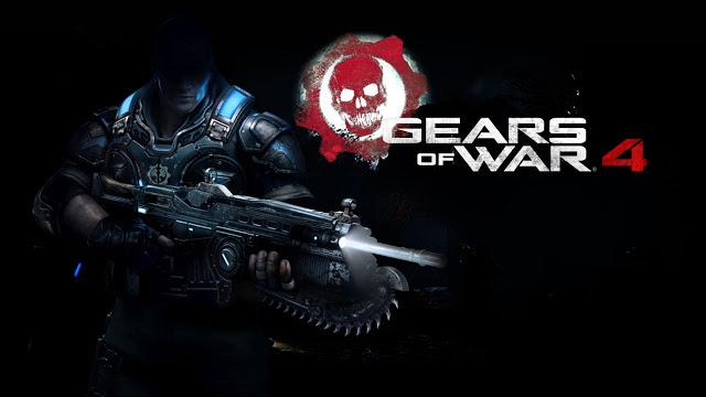 Новый геймплейный ролик сюжетной кампании Gears of War 4 в разрешении 4K