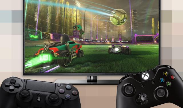 Microsoft надеется, что Sony вскоре разрешит мультиплеер между Xbox One и Playstation 4