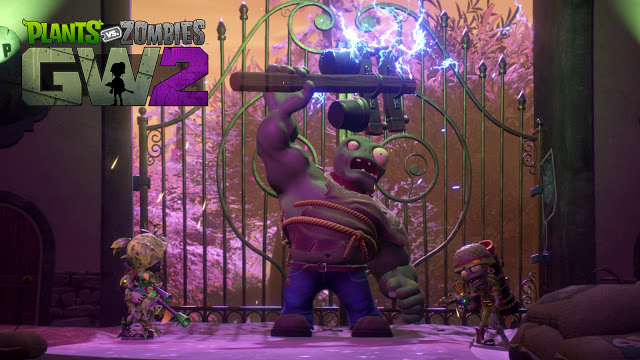 Plants vs. Zombies Garden Warfare 2 появится в EA Access 1 сентября