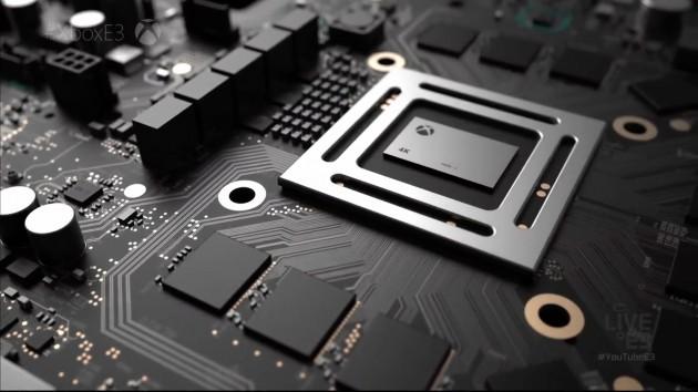 Microsoft признала возможность выхода эксклюзивных игр для Project Scorpio