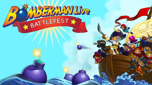 Игра Bomberman Battlefest стала доступна на Xbox One по обратной совместимости