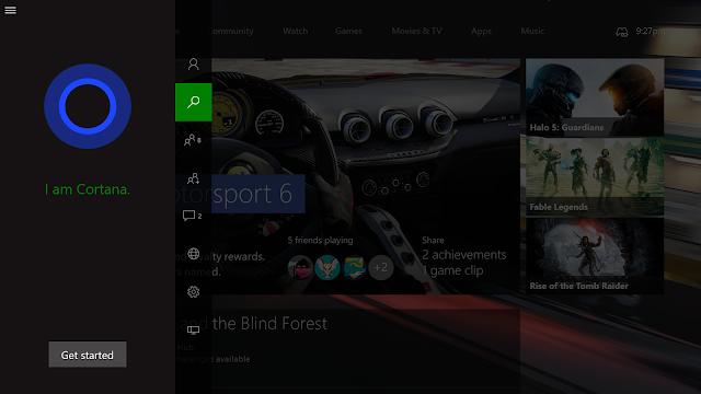 Кортана на Xbox One стала доступна в новых странах