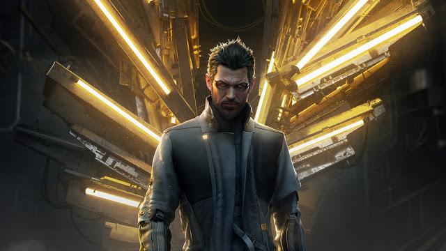 Square Enix предлагает бесплатные игры на Xbox One за покупку Deus Ex: Mankind Divided