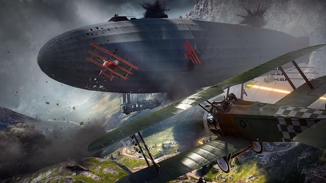 Бета-версия Battlefield 1 на Xbox One стала доступна всем желающим