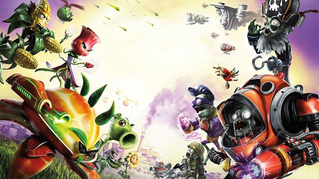 Игра Plants vs. Zombies Garden Warfare 2 стала доступна бесплатно на Xbox One