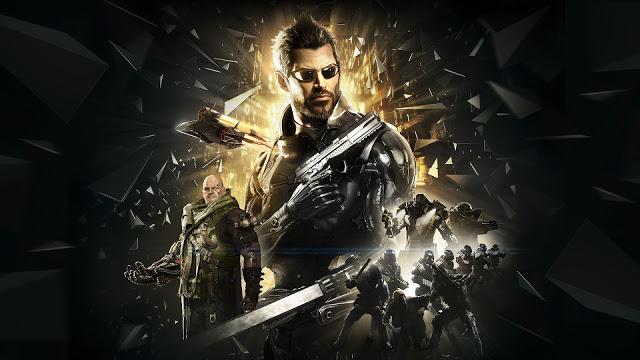 Первые оценки игры Deus Ex Mankind Divided