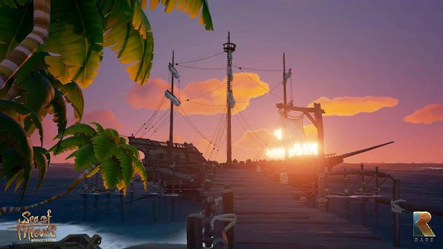 Rare представила новый геймплейный трейлер игры Sea of Thieves