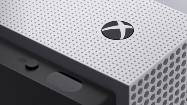 Найдена «пасхалка» в игровой приставке Xbox One S