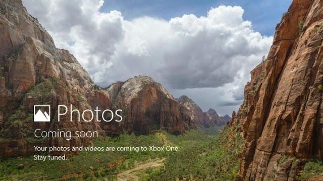 «Карты» и «Фото» вскоре станут доступны на Xbox One