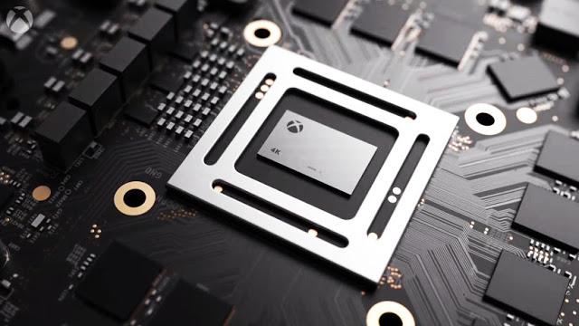 Microsoft работает над удобными инструментами для разработки под Project Scorpio