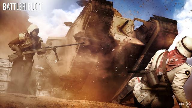 Battlefield 1 получит максимальные ограничения в ранней версии в EA Access