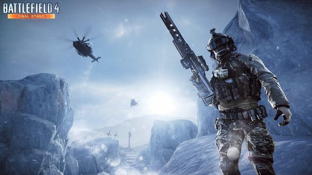 Пять DLC для Battlefield 4 доступны бесплатно в Xbox Marketplace