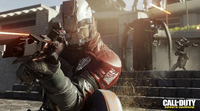 Стали известны сроки бета-тестирования Call of Duty: Infinite Warfare  на Xbox One