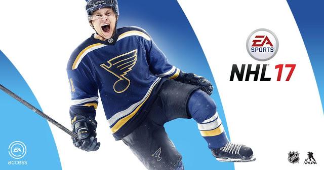 Полная версия NHL 17 доступна подписчикам сервиса EA Access