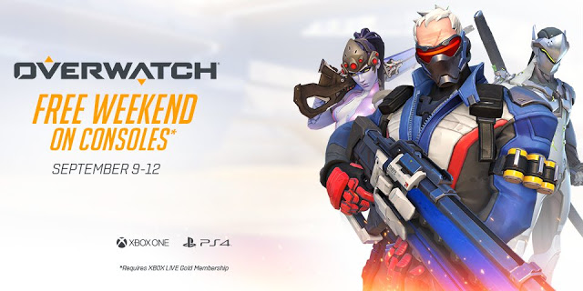 Полная версия игры Overwatch для Xbox One будет доступна бесплатно на следующей неделе