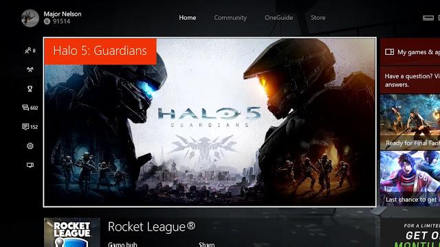 Новые функции стали доступны на Xbox One после обновления прошивки: клубы и LFG