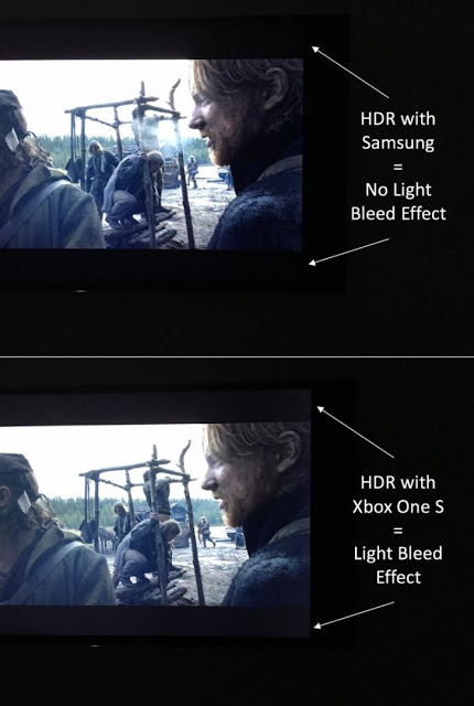 Пользователи обнаружили проблему в работе HDR на Xbox One S