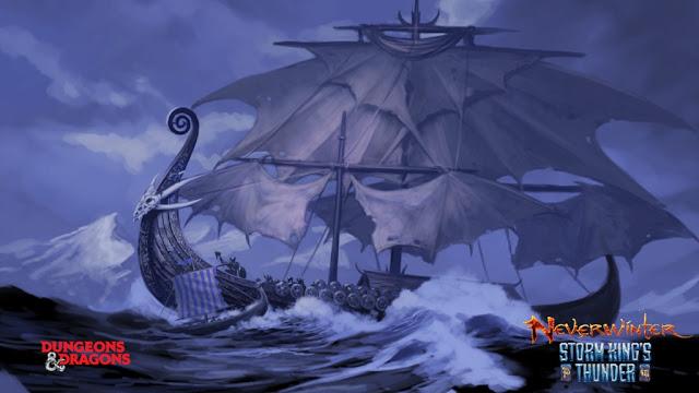 Neverwinter: Storm King's Thunder станет доступна на Xbox One 18 октября