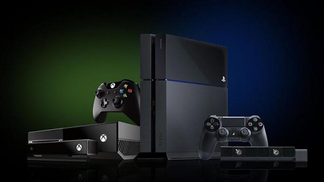 Игроки проводят за Xbox One больше времени, чем за Playstation 4