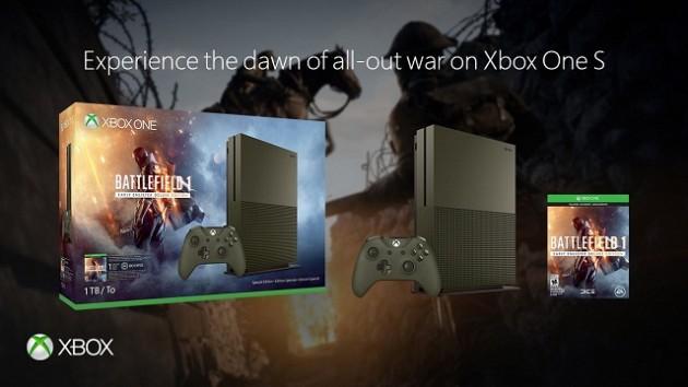 Battlefield 1 получит поддержку HDR на Xbox One S