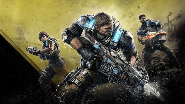 Опубликован релизный трейлер игры Gears of War 4