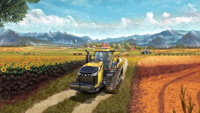 Разработчики Farming Simulator 2017 показали новый трейлер