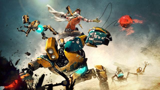 Microsoft представила релизный трейлер эксклюзивной игры Recore