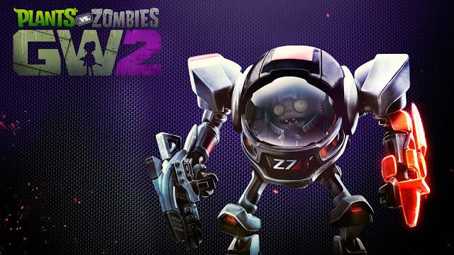 Полная версия игры Plants vs Zombies Garden Warfare 2 доступна бесплатно в EA Access