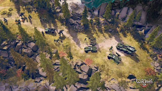 Разработчики Halo Wars 2 обещают добавить в игру инновационный режим