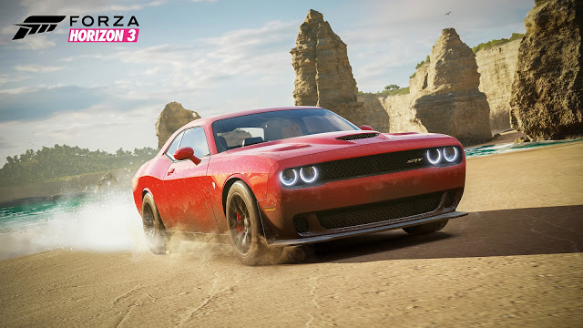 Сравнение продаж Forza Horizon 3 с другими играми серии в первую неделю