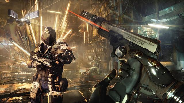Новый патч Deus Ex: Mankind Divided добавил поддержку HDR на Xbox One S