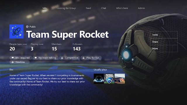 Бета-тестеры прошивок Xbox One теперь могут присоединиться к 25 клубам