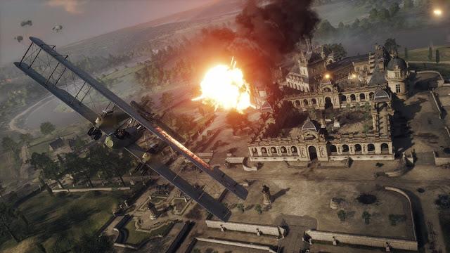 Сравнение графики, разрешения и частоты кадров в Battlefield 1 на Xbox One и Playstation 4