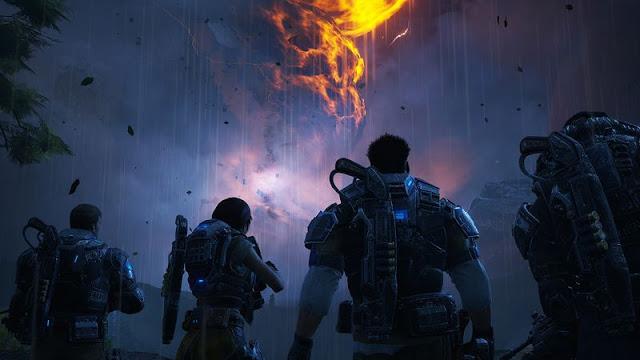 В сети появились первые оценки игры Gears of War 4
