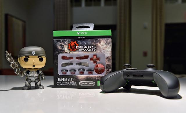 Набор аксессуаров для Xbox Elite в стиле Gears of War 4 поступил в продажу