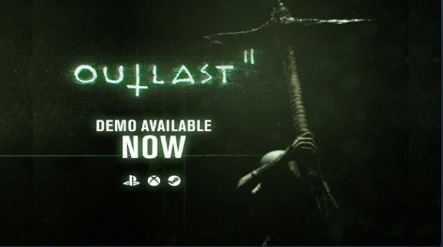 На Xbox One стала доступна демо-версия игры Outlast 2