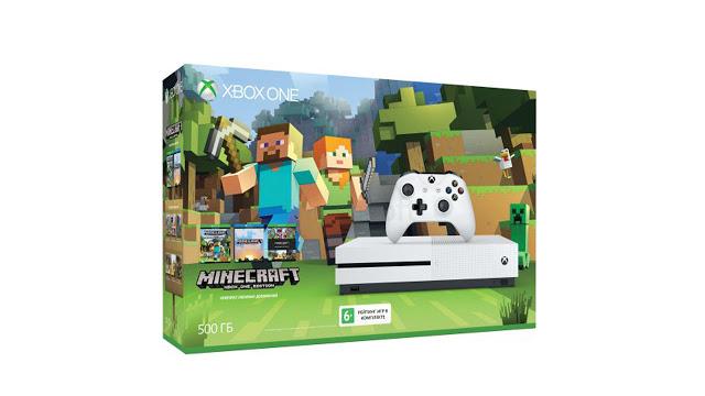 Xbox One S официально начали продаваться в России