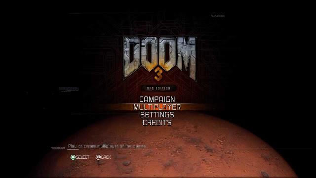 DOOM 3 BFG Edition появится в Xbox Marketplace