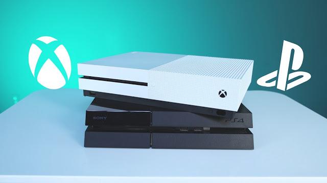 Статистика: подробности о лидерстве Xbox One над Playstation 4 в сентябре, продажи игр