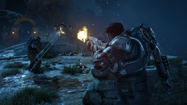 Игроки в восторге от одиночной кампании Gears of War 4