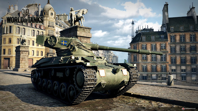 Обновление 9.16 для World of Tanks порадовало новым контентом