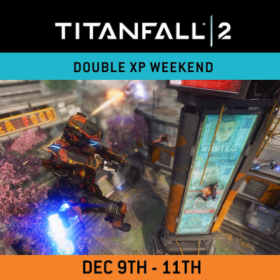 Двойной опыт в Titanfall 2 на ближайших выходных