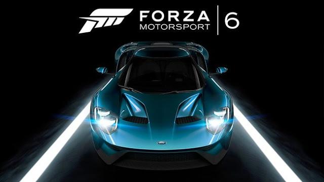 Подписчики Xbox Live Gold могут попробовать забрать бесплатно Forza Motorsport 6