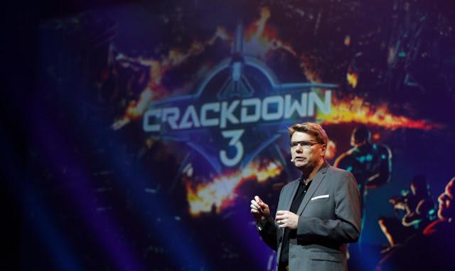 Crackdown 3: дата релиза и поддержка разрешения 4K