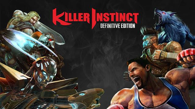 Killer Instinct: Definitive Edition стал доступен по программе Xbox Play Anywhere
