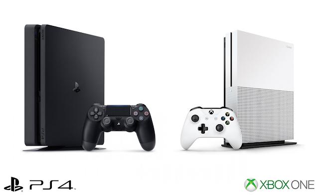 Playstation 4 обошла Xbox One по продажам в ноябре, комментарии Microsoft