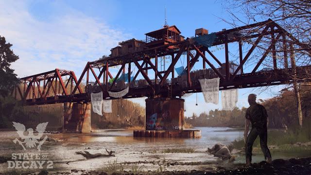 В State of Decay 2 будет присутствовать кооперативное прохождение