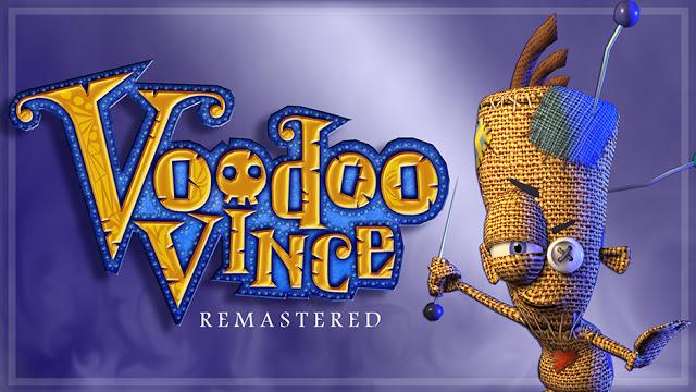 Геймплей эксклюзива Microsoft – игры Voodoo Vince Remastered